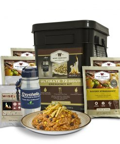 NEW Ultimate 72 Hour Kit (72 Servings