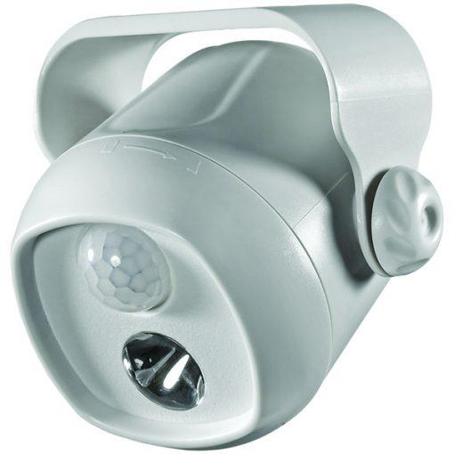 Acclaim Lighting(R) B200GR Motion-Activated LED Mini Spotlight (Dove Gray)
