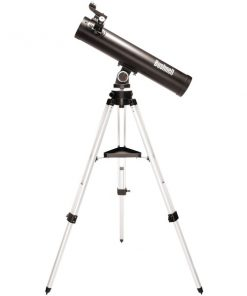 Bushnell(R) 789931 Voyager(R) SkyTour(TM) 700mm x 76mm Reflector Telescope