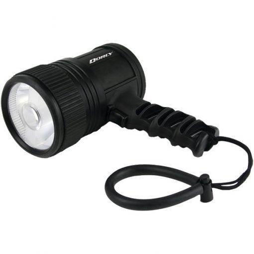 Dorcy(R) 41-1085 500-Lumen Zoom Focus Spotlight