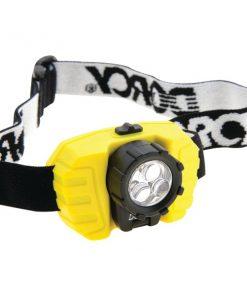 Dorcy(R) 41-2099 28-Lumen 3-LED Headlamp