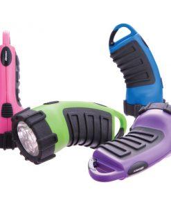 Dorcy(R) 41-2516 29-Lumen 3-LED Carabiner Flashlight