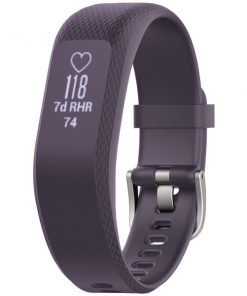 Garmin(R) 010-01755-11 vivosmart(R) 3 (Purple