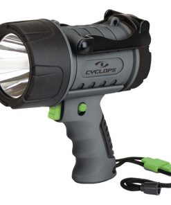 Cyclops(R) CYC-200WP-G 200-Lumen Rechargeable Waterproof Spotlight
