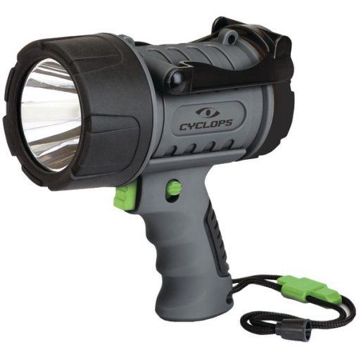 Cyclops(R) CYC-200WP-G 200-Lumen Rechargeable Waterproof Spotlight