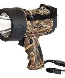 Cyclops(R) CYC-350WPAA-RT 350-Lumen Realtree MAX-5(R) Camo Handheld LED Spotlight