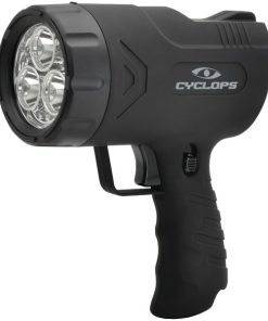 Cyclops(R) CYC-X500H 500-Lumen SIRIUS Handheld Rechargeable Spotlight with 6 LED Lights