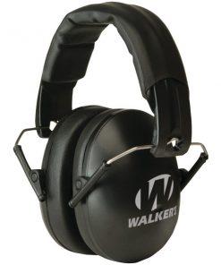 Walker's Game Ear(R) GWP-YWFM2 Youth & Women Folding Muff (Black)