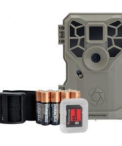 Stealth Cam(R) STC-PX18FXCMO 14.0-Megapixel NO GLO FX Shield Camo Trail Cam
