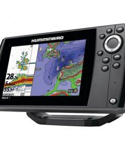 Humminbird(R) 410290-1 HELIX(R) 7 CHIRP GPS G2 Fishfinder
