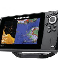 Humminbird(R) 410330-1 HELIX(R) 7 CHIRP DI GPS G2N Fishfinder