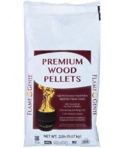 FlameGenie(TM) FG-P20 Wood Pellets