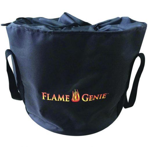 FlameGenie(TM) FG-T19 Flame Genie INFERNO(TM) Canvas Tote