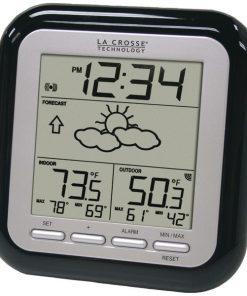 La Crosse Technology(R) WS-9133BK-IT-CBP Wireless Forecast Station