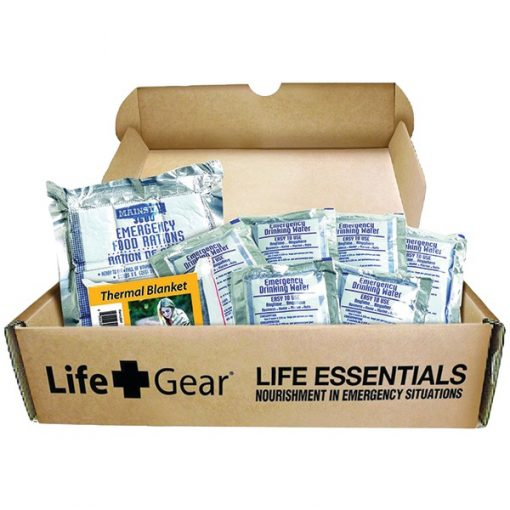 Life+Gear LG329 Life Essential 72-Hour Food & Water Kit