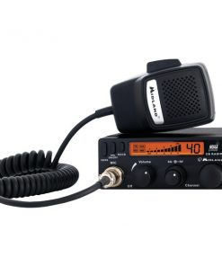 Midland(R) 1001LWX Full-Featured CB Radio with Weather Scan Technology