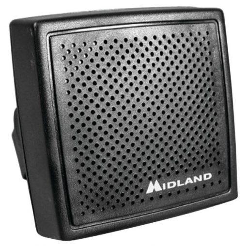 Midland(R) 21-406 High-Performance External Speaker for CB Radios