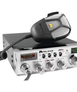 Midland(R) 5001Z 40-Channel Z-Model Mid-Tier CB Radio