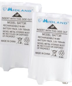 Midland(R) AVP14 2-Way Radio Rechargeable Battery Pack