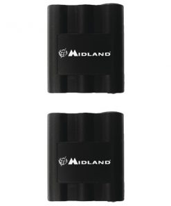 Midland(R) AVP7 2-Way Radio Accessory (Rechargeable Batteries for LXT210