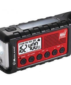 Midland(R) ER310 Deluxe Emergency Crank Radio