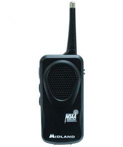 Midland(R) HH50B Portable Pocket Emergency Weather Alert Radio