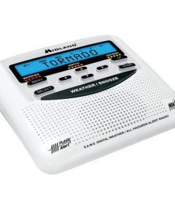 Midland(R) WR120C All-Hazards Weather Alert Radio