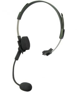 Motorola(R) 53725 2-Way Radio Accessory (Headset/Swivel Boom Microphone for Talkabout(R) 2-Way Radios)