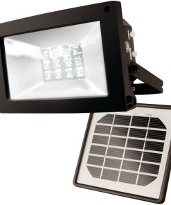 MAXSA(R) Innovations 40330 Solar-Powered Floodlight