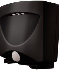 MAXSA(R) Innovations 40342 Battery-Powered Motion-Activated Outdoor Night Light (Black/ Dark Bronze)