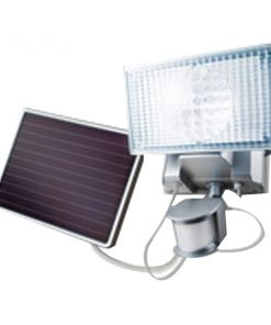 MAXSA(R) Innovations 44150-SL 150-LED Solar-Powered Security Floodlight