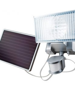 MAXSA(R) Innovations 44449-L 100-LED Outdoor Solar Security Light