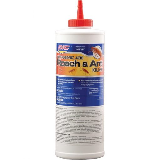 PIC(R) BA-16 Boric Acid Roach Killer III