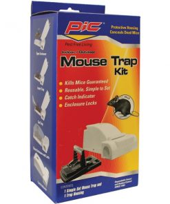 PIC(R) MTK Housing Mouse Trap Kit