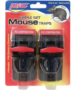 PIC(R) PMT-2 Simple Mouse Trap