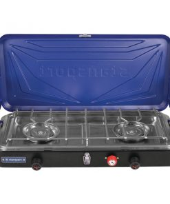 Stansport(TM) 212-50 Outfitter Series 2-Burner Propane Stove