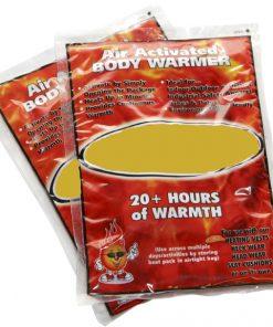 Instant Body Warmers