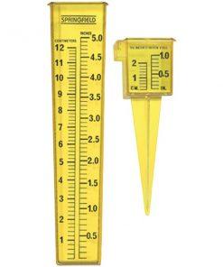 Springfield(R) Precision 90107 2-In-1 Sprinkler Gauge & Rain Gauge