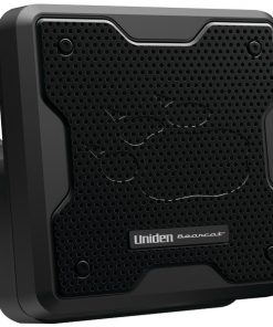 Uniden(R) BC20 Accessory CB/Scanner Speaker