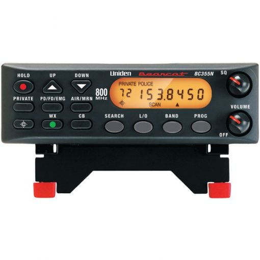 Uniden(R) BC355N BC355N Mobile/Base Scanner