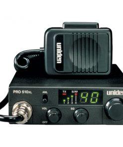 Uniden(R) PRO510XL 40-Channel Compact CB Radio