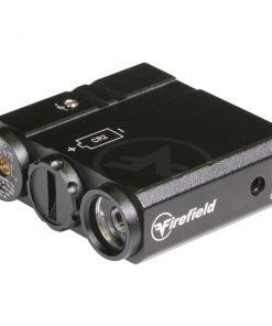 Firefield(R) FF25008 Charge AR Red Laser Sight & 180-Lumen Flashlight