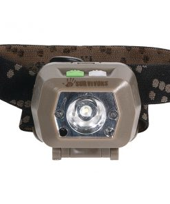 12 Survivors TS23003 110-Lumen Ignite Headlamp