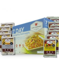 NEW 7 Day Emergency Food Supply