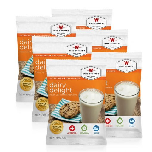 NEW Dairy Delight - 6 PACK