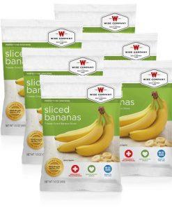 NEW Sliced Bananas - 6 PACK