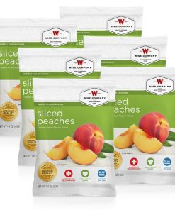 NEW Sliced Peaches - 6 PACK