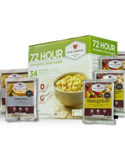NEW 72 Hour Emergency Food Supply