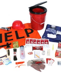 Earthquake Emergency Kit