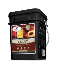 NEW Freeze Dried Fruit – 156 Servings Gluten Free